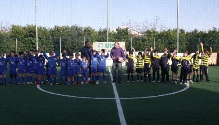 Un Pallone per Amico: Scuola Calcio Melito 1990 – Pellarese, Le foto