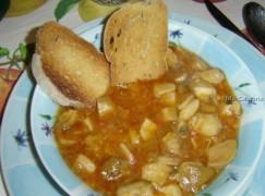 Zuppa di porcini della Sila