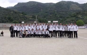 L'Omega Bagaladi San Lorenzo festeggia la serie D