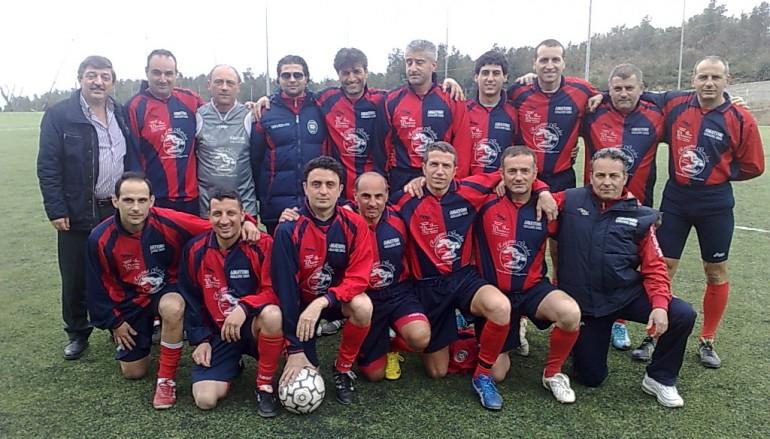 Uisp Reggio Calabria, l'Ac Aquila in finale nell'over 35