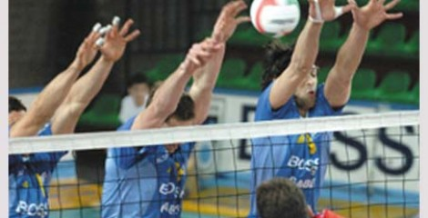 Campionato maschile serie C pallavolo, Luck Volley RC vs  Bovalino 3-0