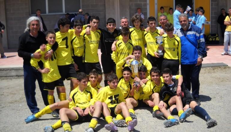 L'A.s.p.i. Padre Monti di Polistena si aggiudica la Supercoppa provinciale Giovanissimi