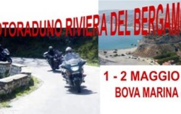 """Bova Marina (Rc), seconda edizione del motoraduno """"Riviera del Bergamotto"""""""