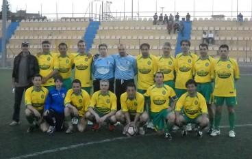 Uisp Reggio Calabria, l'Ac Aquila si aggiudica i play off over 35