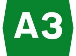 A3, chiuso al traffico gli svincoli di Reggio Porto e Gallico