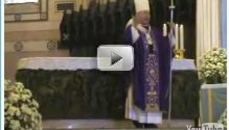 Il video del funerale di Giuseppe Reale a Reggio Calabria