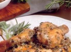 Galletti al forno