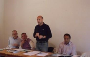 Incontro delle Associazioni dell'Area Grecanica a Villa Placanica