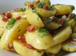 Insalata di patate al peperoncino