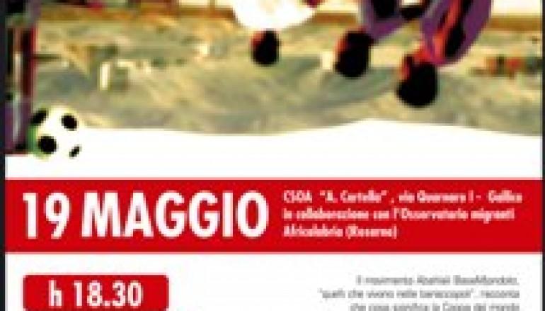 "Reggio Calabria, ""Mondiali al contrario"""