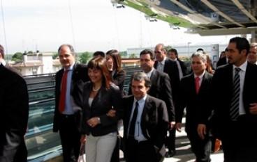 Il Sindaco di S. Marco Argentano incotra Brunetta e la Polverini