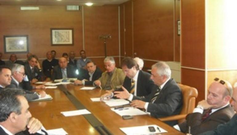 Incontro tra il Sottosegretario Sarra ed il Presidente delle Comunità Montane