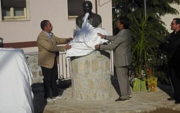 Bagaladi (Rc), busto in ricordo di Angelo Curatola