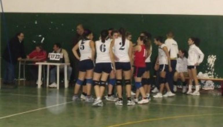 New Team Melito-Grifon D'Oro Volley 3-0