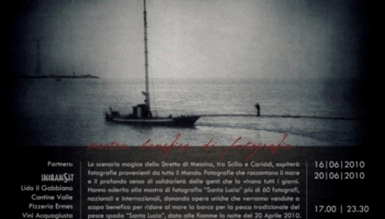 L'arte della fotografia per ricostruire la Santa Lucia
