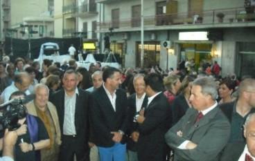 Melito Porto Salvo (Rc), inaugurato l'ex mercato coperto