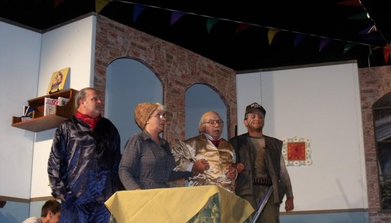 """Prunella Teatro 2010, esibizione della compagnia """"Hercules"""" di Catanzaro"""