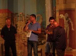 "Si é concluso ""Prunella Teatro 2010"""
