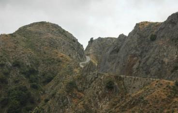 Lavori di ammodernamento della strada provinciale Bova – Africo – Roghudi