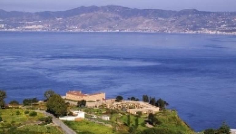 Villa San Giovanni, Batteria difensiva Altafiumara