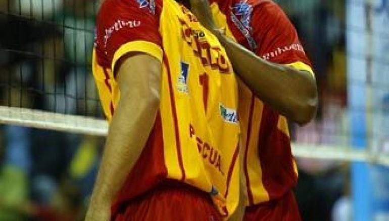 Vibo, segnato da una sconfitta l'esordio della Volley Tonno Callipo