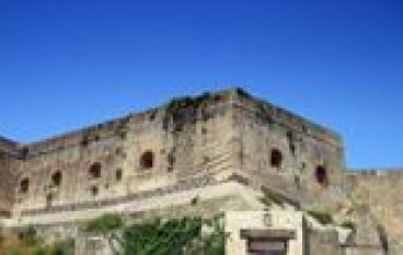 Scilla, il Castello dei Ruffo