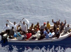 Sbarcati 130 immigrati a Roccella Jonica (RC)