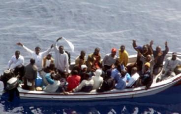 Isola Capo Rizzuto (Kr), nuovo sbarco di immigrati