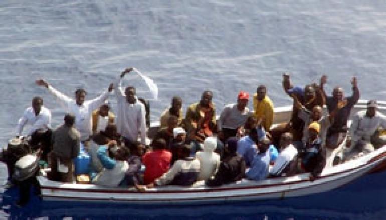 Bianco (RC), rintracciati 18 immigrati sulla spiaggia