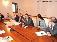 Regione Calabria, la Giunta ha approvato il DPEFR per gli anni 2011-2013