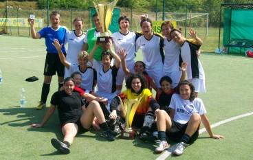 Csi Reggio calabria, Campionato Calcio A5 Femminile Open 15 Premier League SERIE A
