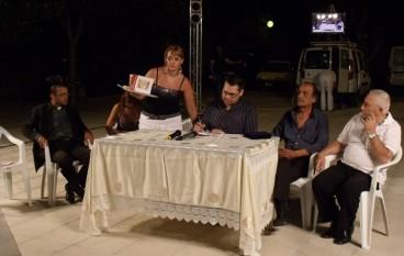"""Presentazione del libro di Carmen Gullo """"la parola é un'ala del silenzio"""""""