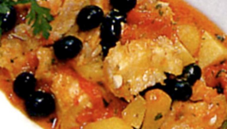 Stocco con le olive