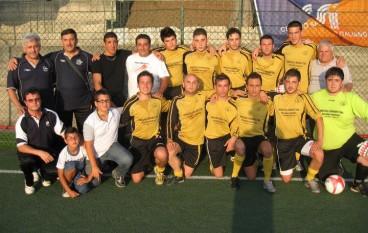 CSI Oratorio Cup C5 Open 15 Maschile, risultati girone per girone