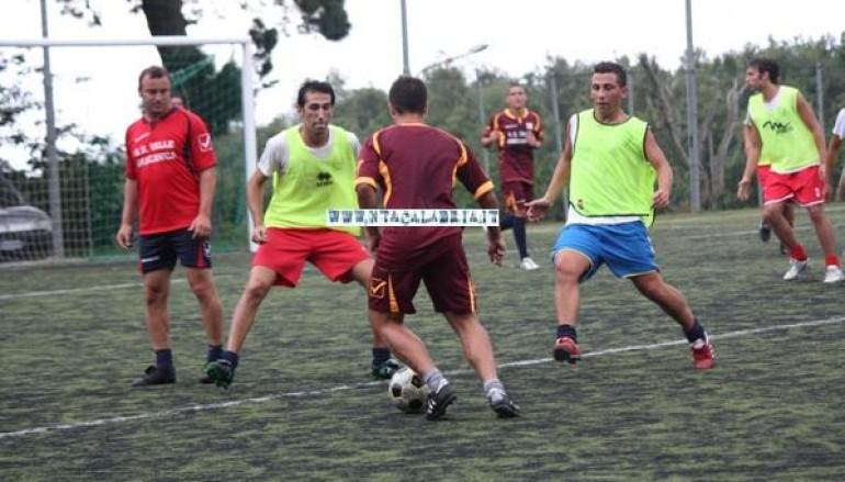 Valle Grecanica, continuano gli allenamenti nel ritiro di Scilla