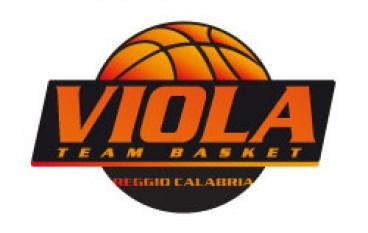 Basket, settima giornata di ritorno, Viola-Melfi 70-44