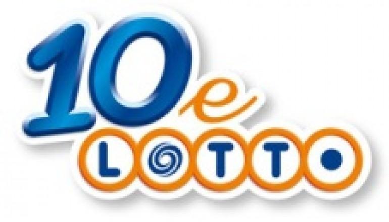 Vincite al 10eLotto a Catanzaro e Melito Porto Salvo