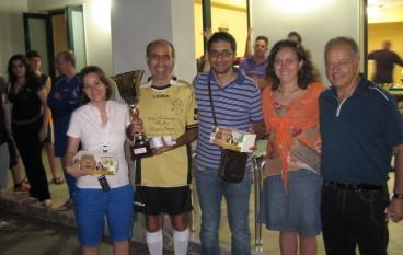 Csi Reggio Calabria, il San Luca A si aggiudica il torneo over 40
