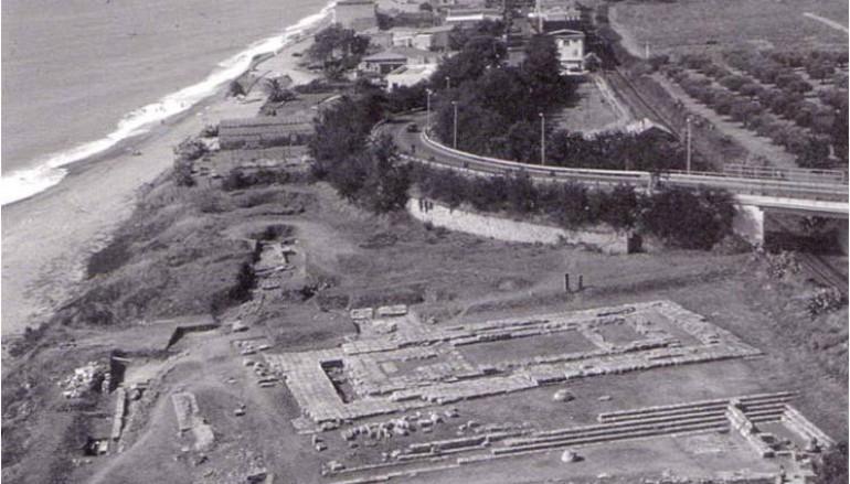 Afrodite a Punta Stilo