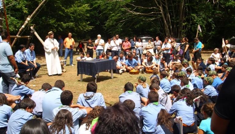 Si sono conclusi i campi estivi 2010 degli Scout Saline Joniche 1°