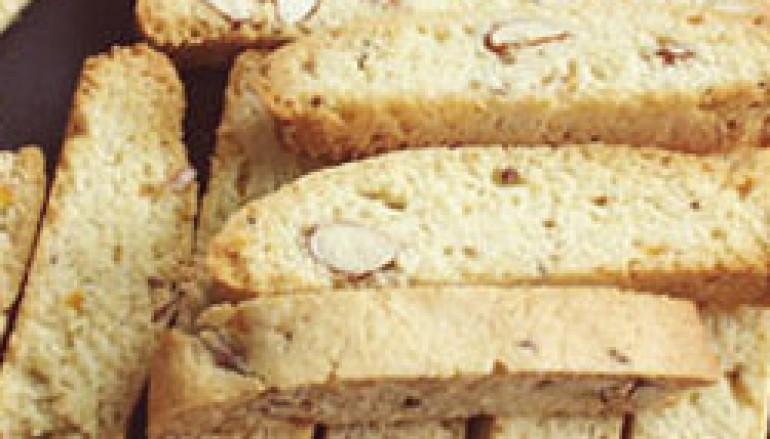 """""""Zulli"""" (biscotti di mandorle)"""