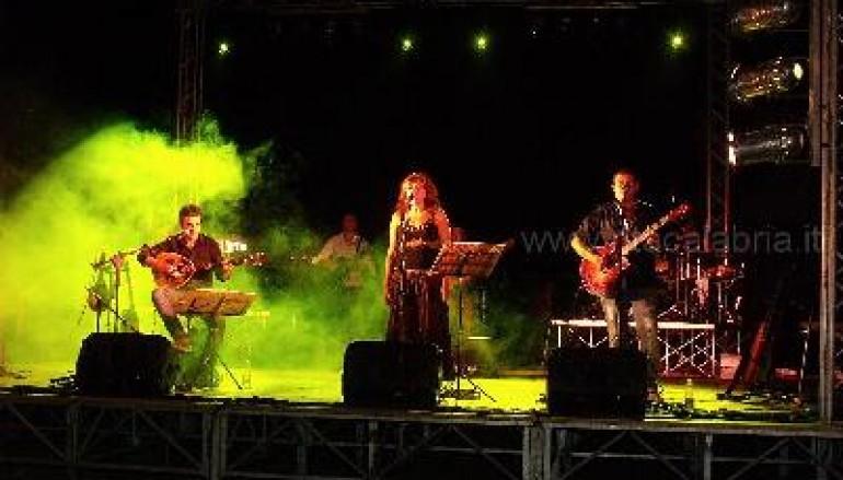 Condofuri, le foto della festa organizzata dalla Pro Loco, seconda serata, i Musicofilia