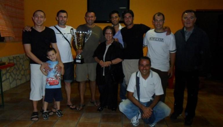 Csi Reggio Calabria, il Corpo Forestale dello Stato ha vinto il torneo interforce