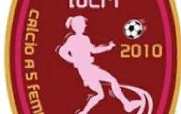 Calcio 5 femminile, Sporting Locri-Rionero 9-0