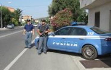 Reggio, arrestato dopo aver minacciato nipote e cognato con la pistola
