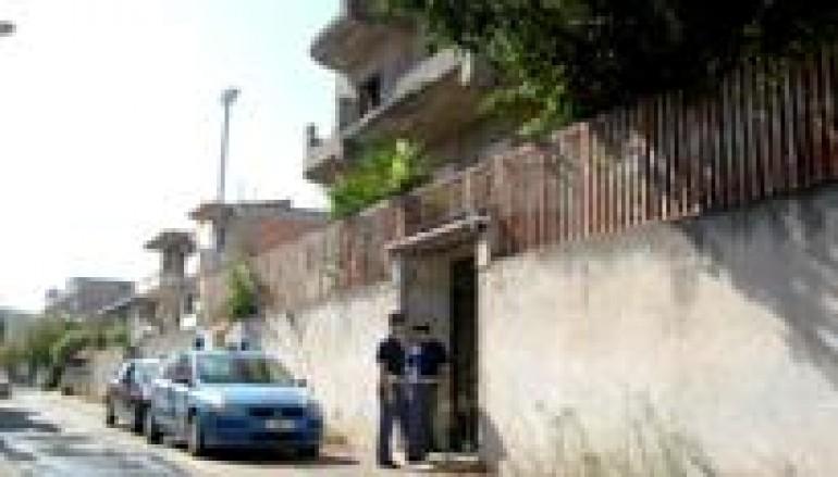 Reggio Calabria, sgombero di beni confiscati delle forze di Polizia