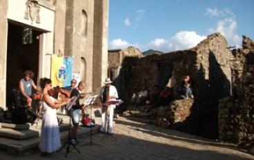 """Africo Vecchio (Rc), successo per il concerto de """"I suoni del Risveglio"""""""