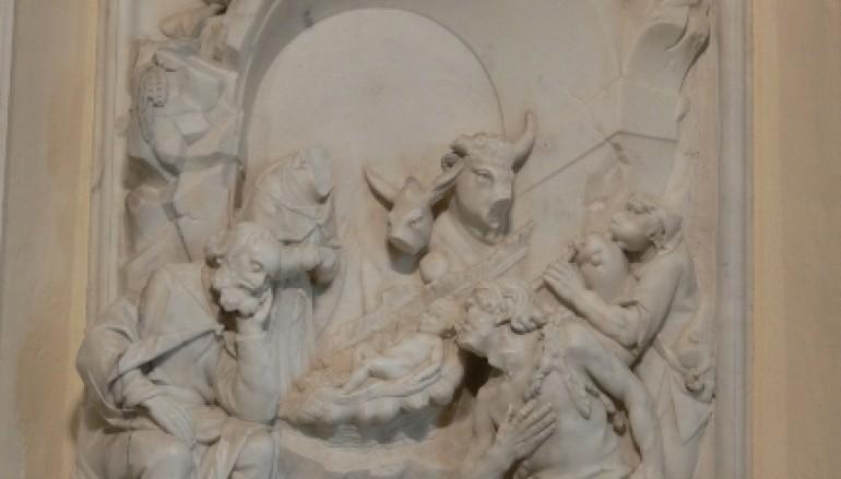 Cosenza, la natività di Bernini, ritrovata la testa della vergine