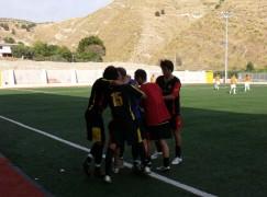 Valle Grecanica-Forza e Coraggio 2-1. Tutto sulla partita