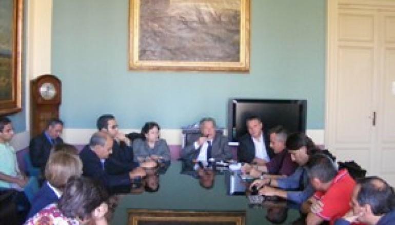 Reggio Calabria, il presidente Morabito incontra i lavoratori dell'Istituto De Blasi